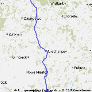 Tour de Mazury 2010