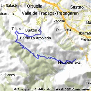 Larreineta - El Regato