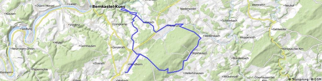 Bdhron-über Große Acht- Weitersbach-Stipshausen-Hinzerath-Bdhron