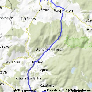 Rupr - Raspenava - Luhova - FR