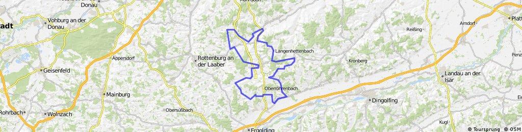 Rund um Neufahrn, Ergoldsbach, Essenbach