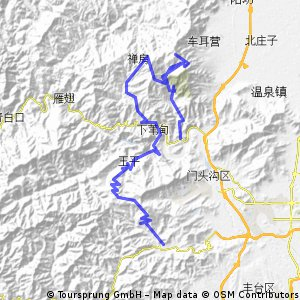 Miaofengshan Route A