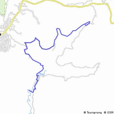 Pq. das Laranjeiras - Barragem dos Bugres
