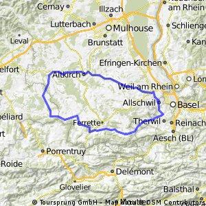 Oberwil - Altkirch