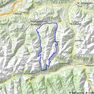 Rettenstein Trail