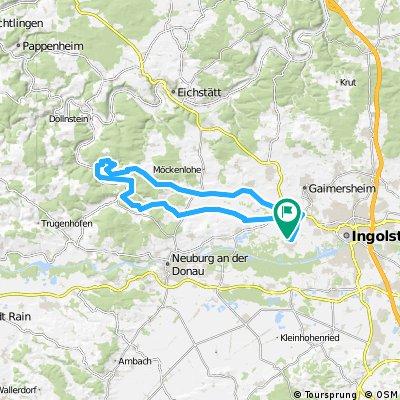 Gerolfing - Wellheim
