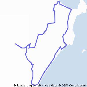 Trilha do moçambique