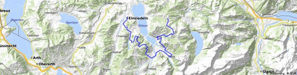 iron-bike (mini) Einsiedeln