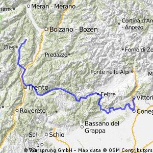 17. Sarnonico - vittorio Veneto