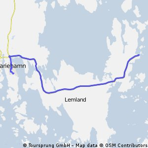 Cycling on the Aland Islands Route planner Bikemap Your bike