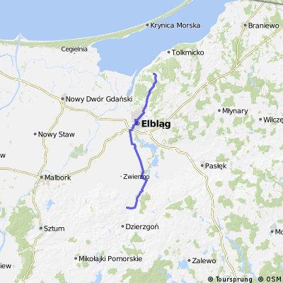 R1 - Kanał Elbląski