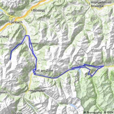 Zillertal Mountain Challenge 2008