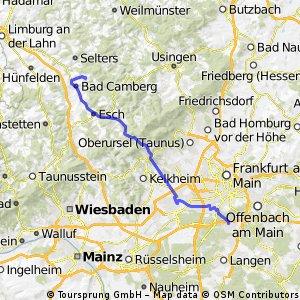 Schwickershausen Asphalt