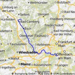 Schwickershausen Asphalt 2
