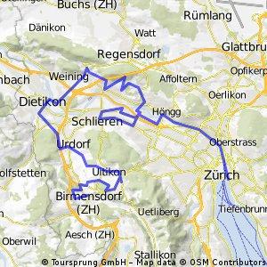 09_RR_2014_Birmensdorf - Zürich