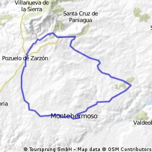 Ruta de la Prehistoria, 41Km.