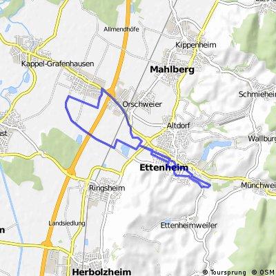 Storchen-Fahrrad-Tour (Naturerlebniswege Nr. 8)