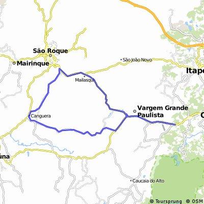 Estrada do Vinho São Roque