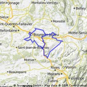 01 - Les Eparres-Bourgoin Jallieu