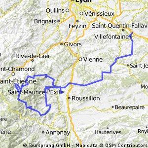 02. Villefontaine > Saint-Maurice l'Exil