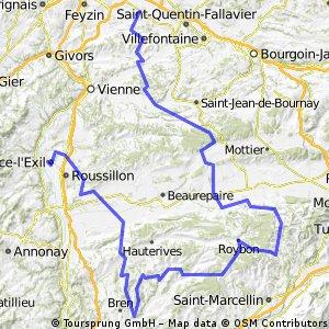 03. Saint-Maurice l'Exil > Toussieu