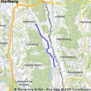Hartberg, 21. August 2015 - Einzelzeitfahren - 17,5 km