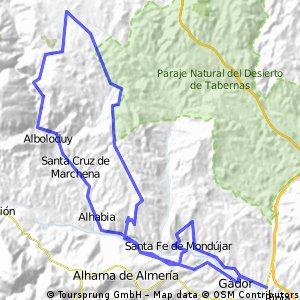 Rioja-Las Alcubillas-Rioja.