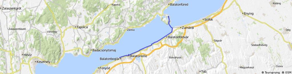 Balatonboglar > Tihany > Balatonboglar
