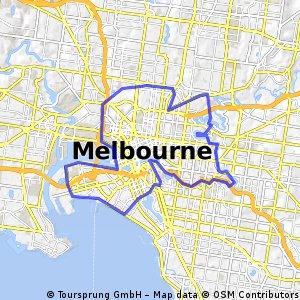 Scenic Best of Melbourne Loop