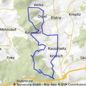 Schwarzenberg - Steinberg - Hochstein