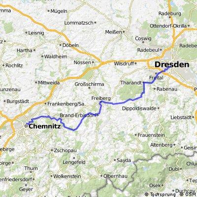 Dresden - Chemnitz
