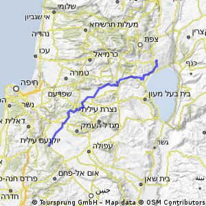 Metulat Stage 2 - Lower Galilee - Oct 2013