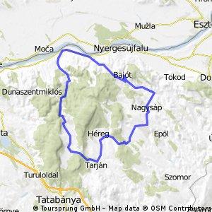 Tour de Gerecse