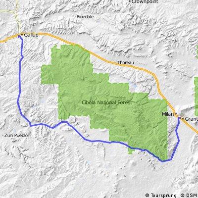 9. Tag C2C Gallup - Grants, NM