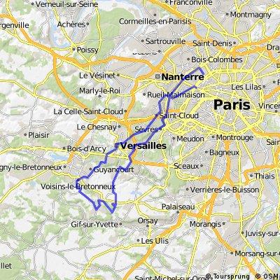 Rallye Alex Singer des Tontons Vélo - dimanche 2 mars 2014