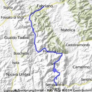 Fabriano Serravalle di Chienti