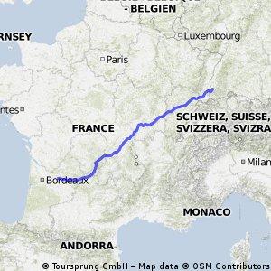 Staufen-Dordogne-le Fleix
