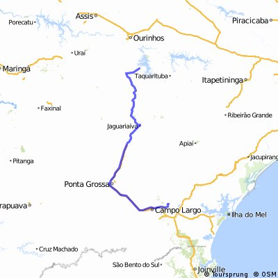 Curitiba-Carlópolis