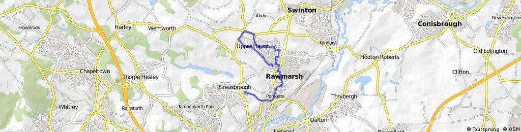 Raw marsh