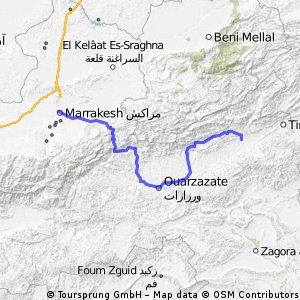 marrakech dades