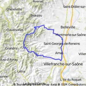 st-Bonnet-Parasoir-montmain-rosier-brouilly
