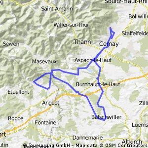Cernay-Lauw-Roug.Ch-Leval-Mortz-HeckenBalsch-Gildw-Burn-Cernay