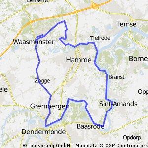 Dendermonde - Hamme