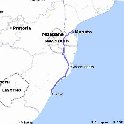 SUD AFRICA 1