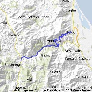 Borgo - Ponte Leccia