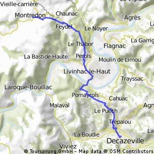 Decazeville-Montredon