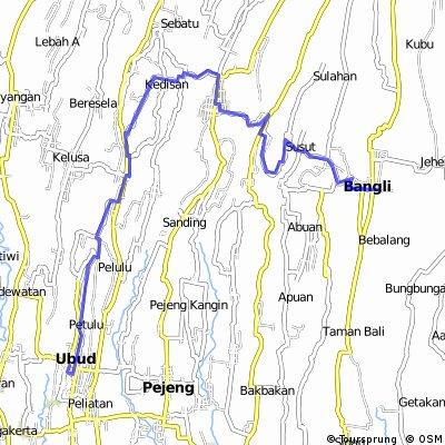 Ubud-Bangli