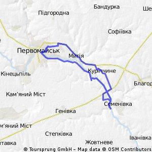 Pervomaysk-2009