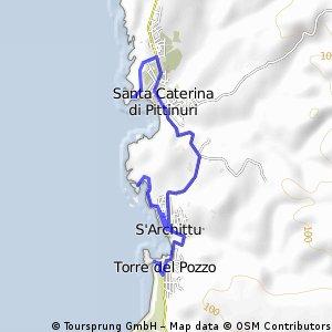 S'Archittu-Santa Caterina