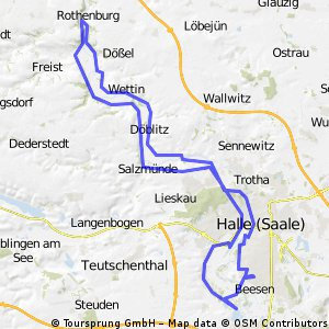 Halle-Rothenburg